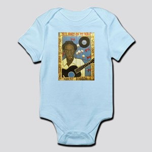 Robert Johnson Hell Hound On My Trail Infant Bodys